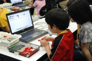 PC教室 WeDo親子3-300x201
