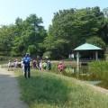 山崎公園はとっても駅近!小さい子向けプールに、無料で釣りが楽しめる公園 [都筑区]