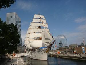 満船飾と総帆展帆 横 -thumb-300xauto-930