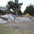 瀬谷本郷公園:大きめ遊具の広い公園。近隣にはスーパー銭湯も[瀬谷区]