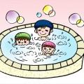 「日産ウォーターパーク」は、ただのプールじゃない!多彩なジャグジーでママもパパもほっこり。寒い日や雨の日にもオススメ[港北区]