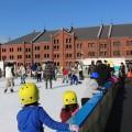 横浜赤レンガ倉庫のアイススケートが子連れにおすすめの理由5選。今年も行ってきました! (2月21日まで)
