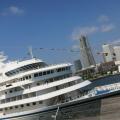 この春は大型客船ラッシュ。世界最大級の船と豪華客船。船を見に行く入出港スケジュール [2016年3月版]