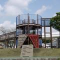 蒔田公園(まいたこうえん)の巨大遊具がリニューアル!行き方と駐車場情報付き [南区:2017年最新版]