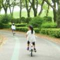 横浜で、子供と自転車練習のできる公園5選。- リアルタイム駐車場情報付き