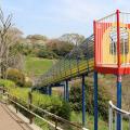 巨大遊具、大型遊具のある公園。子供と行く横浜ベスト5