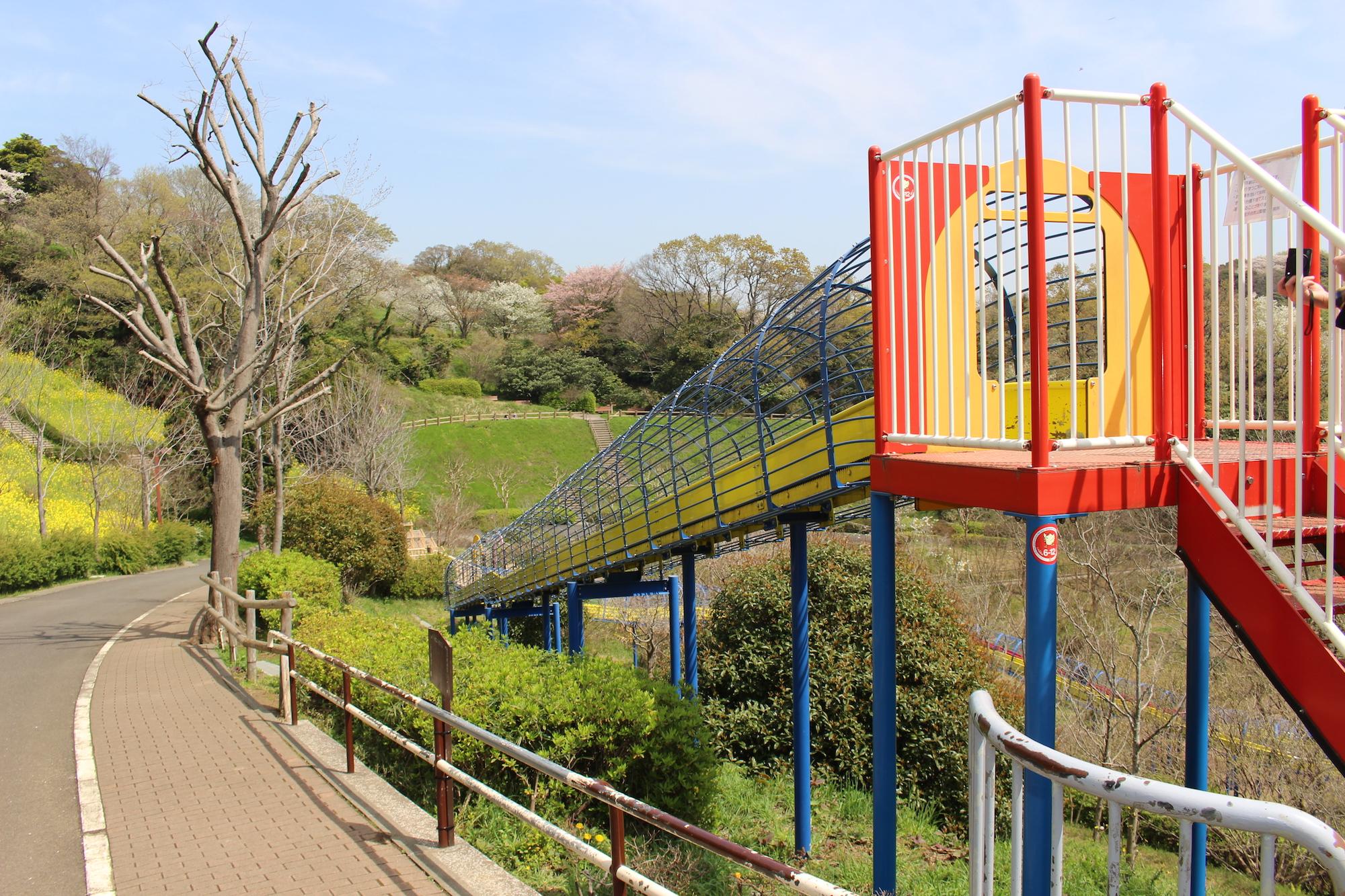 巨大遊具、大型遊具のある公園。子供と行く横浜ベスト5 ...