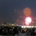 横浜スパークリングトワイライト2016は今週末! 子供と座って真正面に花火。子連れに最高にオススメの花火大会です [7月16日(土)-7月17日(日)]
