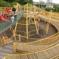 県立 相模三川公園:見たこともない大型遊具!本物の川で水遊び・どこまでも広い芝生、最高の穴場を発見  [海老名駅徒歩15分]