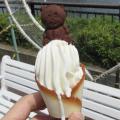 横浜みなとみらいで、クレミアソフト(クレミアアイス)が食べられるお店。子供と行きやすい3店