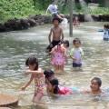 子供と水遊び!横浜で水遊び場のある公園、じゃぶじゃぶ池まとめ - 7選+2[2017年夏版 横浜編]