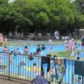 菊名池公園プール:市民プールなのに流れるプール!100円から楽しめる、子供とぜひ行きたい屋外プールです。