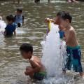 ぼうさいの丘公園:水遊びに充実遊具で1日楽しめます[厚木市:横浜から1時間未満]