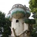 県立相模原公園:まるでネコバス!?不思議な木は展望台で登れます。庭園のある穴場公園は相模原に