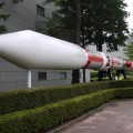 JAXA相模原キャンパス:実物大ロケットが子供の目の高さ!「はやぶさ」やロケットを間近に無料で見ることができます [相模原市 淵野辺]