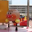 """横浜タカシマヤの屋上は""""ミニ遊園地""""。子供と休憩にぴったりです。久しぶりに行ってきました。"""