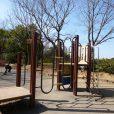 領家公園:ミニアスレチックに公園スポーツ施設などいろいろな遊び方で楽しめる公園 [泉区]