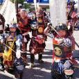 甲冑の着付け体験など、親子で参加できる体験イベントも!歴史好きにおすすめ「集え!英雄豪傑たち」展開催は子ども無料![横須賀美術館]