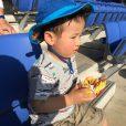[2/23リーグ開幕戦]親子でサッカー観戦。日産スタジアムなら「子連れ」大丈夫!その理由と裏ワザ6つ、教えてもらいました。マリノスを見に行こう。[PR]
