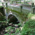 身近なプチ探検。横浜市最古の石橋に珍しい手押しポンプ。いたち川の源流を目指すわくわくコース。[いたち川小川アメニティ:栄区]