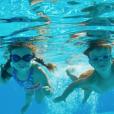 林水泳教室:夏の短期講習受付中。43周年記念で特典もいっぱい!夏休み、子どもが楽しく泳げるようになるチャンス!体操教室も同時受付中。