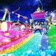 イルミネーション:さがみ湖イルミリオンが今年も11月3日オープン 関東最大600万球の光の祭典 [さがみ湖リゾート プレジャーフォレスト]