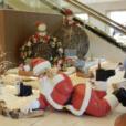 お菓子の家に入れる!ミニチュア電車にサンタさん。ヒルトン小田原リゾート&スパ:クリスマス・トレインを見に行ってきました!オーナメントなど子供も大人もクリスマス気分!!SNS映えも。無料でもこんなに楽しめました。