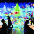 チームラボ 学ぶ!未来の遊園地(ららぽーと湘南平塚3F):寒い日でも体を使って遊べる新体験。乳幼児さんにもおすすめです!12月はクリスマスワークショップ!【オトクなあそびい特別クーポンつき】