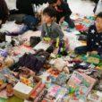 小学生が出店。子どもフリーマーケットが「みなとみらい駅」で開催!子ども同士でお買い物。増税前に親子で税金も考える?![11月17日(土)]