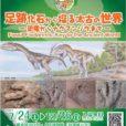 足跡化石から探る太古の世界-恐竜からナウマンゾウまでー:横須賀市自然・人文博物館で特別展開催中!!大むかしの生き物の足跡化石約120点も展示されます。日本初公開の珍しい化石も!![~12月26日(日)・入場料無料]