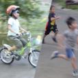 ちびっこトライアスロン@清水ヶ丘公園で開催。公園で運動して記録を測ろう!年中さんから参加できて初めての子も大丈夫!「水泳、自転車、かけっこ」で記録を残そう。記録証と参加賞ももらえる!  [2021年10月30日(土)]